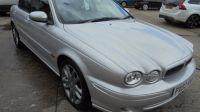 2002 Jaguar X-Type 2.5 V6 Sport 4d