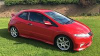 2009 Honda Civic 2.0 I-VTEC Type-R GT 3d