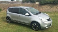 2013 Nissan Note 1.4 N-TEC Plus 5d