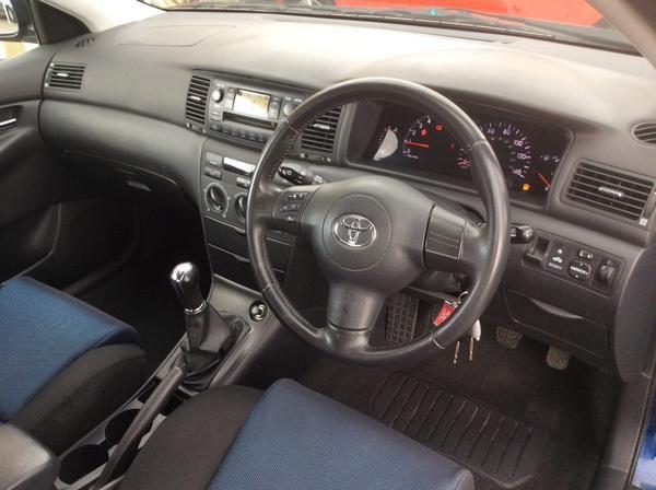 2005 Toyota Corolla 1.4 VVT-i T3 image 6