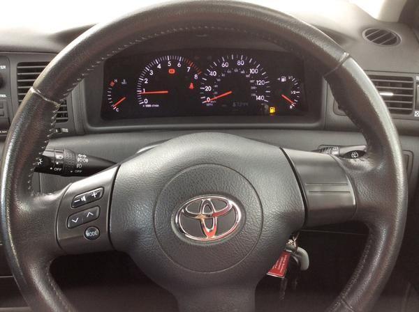 2005 Toyota Corolla 1.4 VVT-i T3 image 8