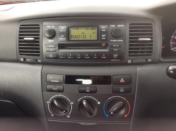 2005 Toyota Corolla 1.4 VVT-i T3 image 9