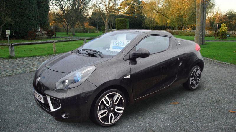 2011 Renault Wind 1.6 VVT Dynamique 2dr image 1