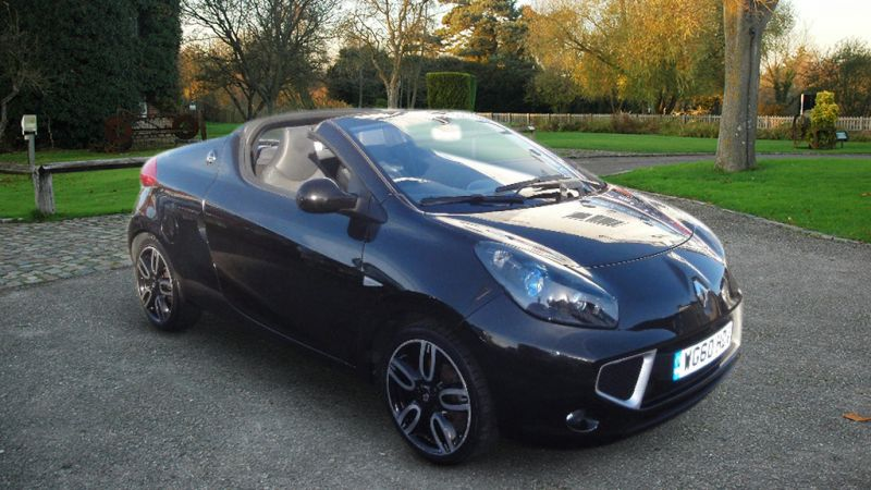 2011 Renault Wind 1.6 VVT Dynamique 2dr image 3