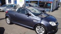 2005 Vauxhall Tigra 1.4 i 16v Sport 2dr