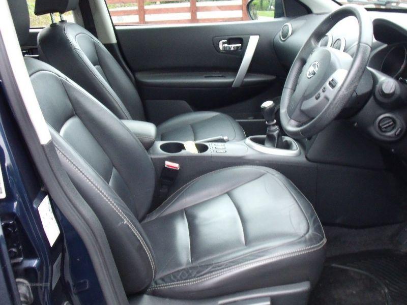 2007 Nissan Qashqai TEKNA 2WD image 7