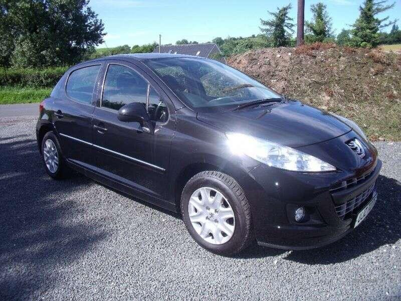 2012 Peugeot 207 1.4 image 1