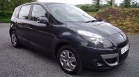 2011 Renault Scenic Expression DCI