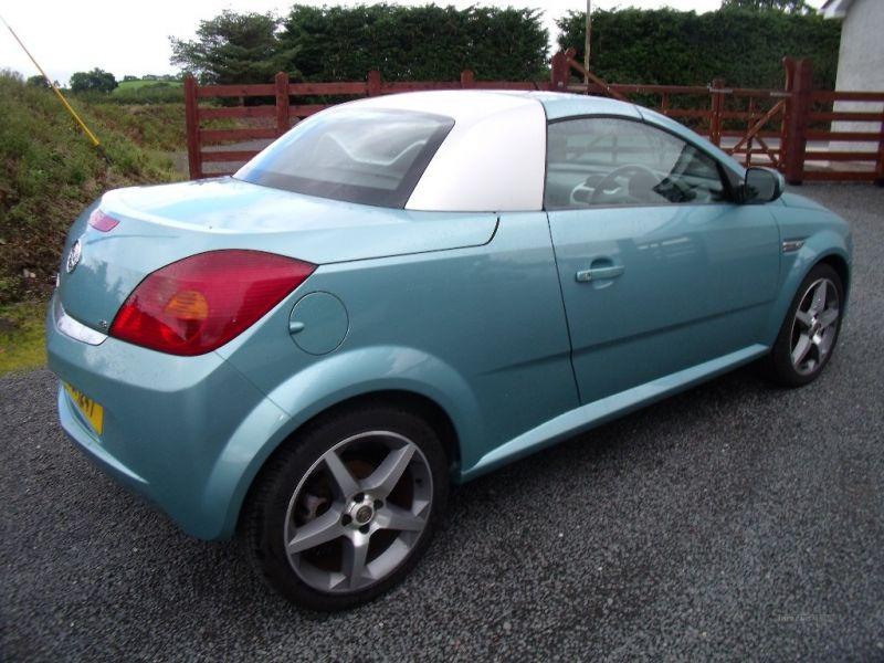2009 Vauxhall Tigra 1.8 image 6