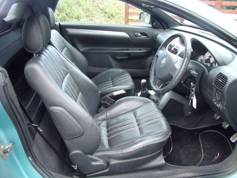 2009 Vauxhall Tigra 1.8 image 7
