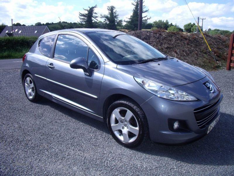 2010 Peugeot 207 1.6 Sport image 1