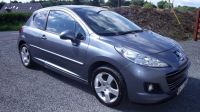 2010 Peugeot 207 1.6 Sport