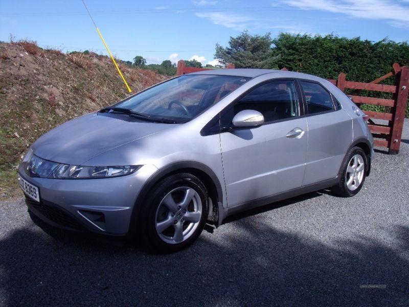 2007 Honda Civic SE I-DSI image 1