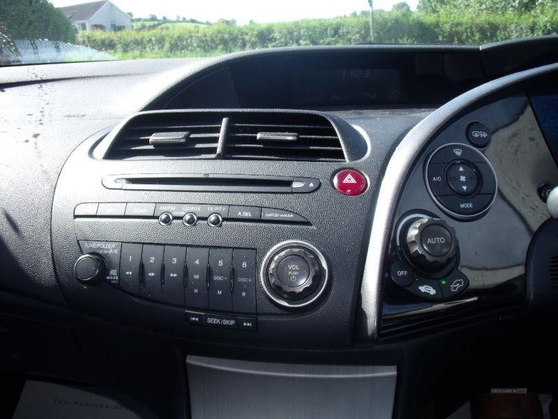 2007 Honda Civic SE I-DSI image 8