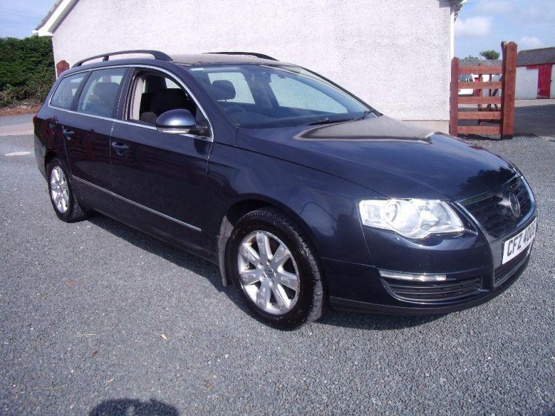 2007 Volkswagen Passat SE TDI image 1