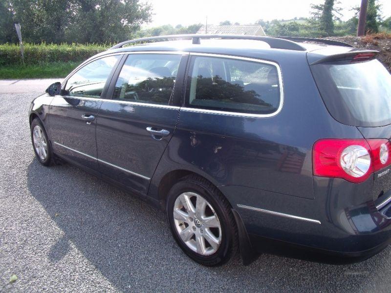 2007 Volkswagen Passat SE TDI image 3