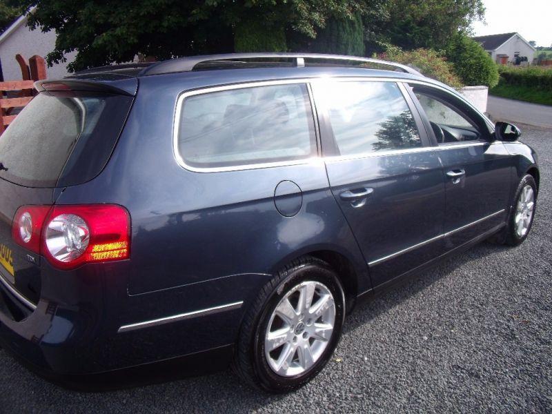 2007 Volkswagen Passat SE TDI image 4