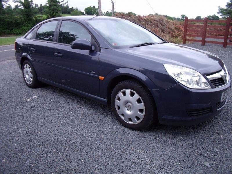 2008 Vauxhall Vectra 1.8 image 1