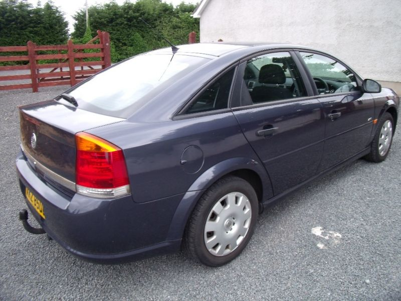 2008 Vauxhall Vectra 1.8 image 4