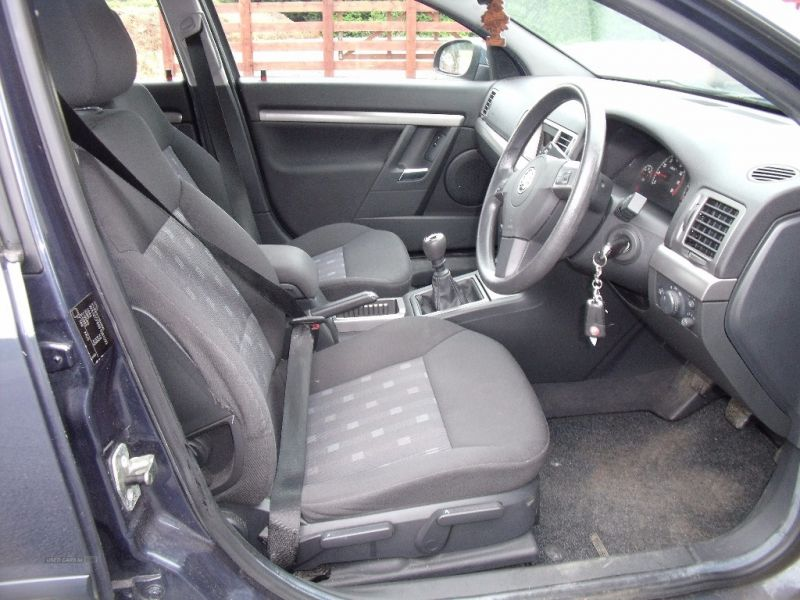 2008 Vauxhall Vectra 1.8 image 7
