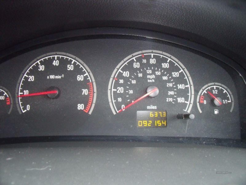 2008 Vauxhall Vectra 1.8 image 9