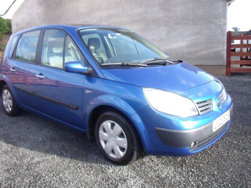 2006 Renault Scenic SL OASIS VVT image 1