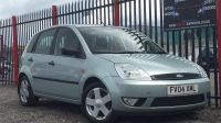 2004 Ford Fiesta 1.4 5dr