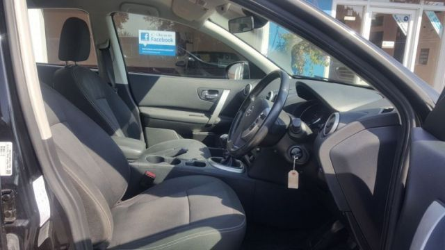 2010 Nissan Qashqai 1.5 DCI 5d image 6