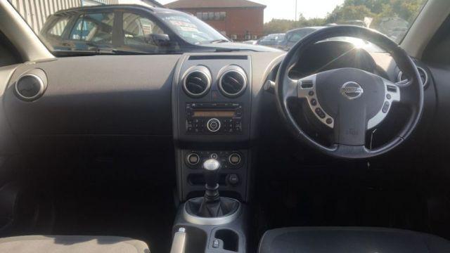 2010 Nissan Qashqai 1.5 DCI 5d image 7