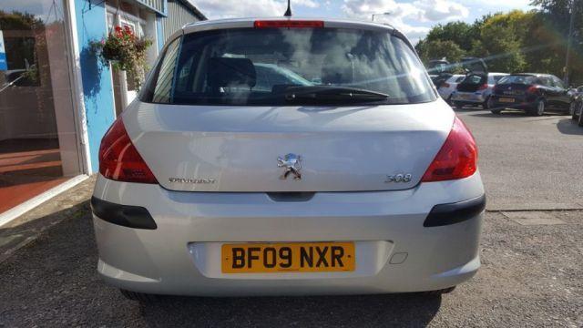 2009 Peugeot 308 1.4 S 5d image 5