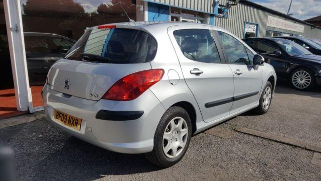 2009 Peugeot 308 1.4 S 5d image 6