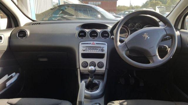 2009 Peugeot 308 1.4 S 5d image 7