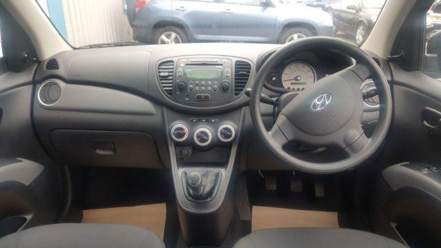 2010 Hyundai i10 1.2 5d image 7