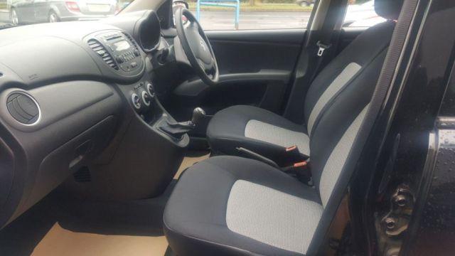2010 Hyundai i10 1.2 5d image 9