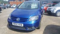 2005 Volkswagen Golf Plus 2.0 GT TDI 5d