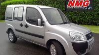 2010 Fiat Doblo 1.4 8V 5dr image 1