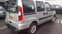 2010 Fiat Doblo 1.4 8V 5dr image 2
