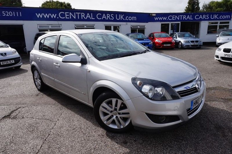 2007 Vauxhall Astra 1.6 SXI 5dr image 1