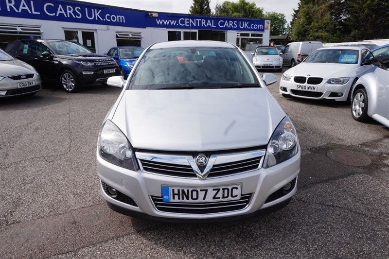 2007 Vauxhall Astra 1.6 SXI 5dr image 3