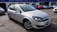 2007 Vauxhall Astra 1.6 SXI 5dr