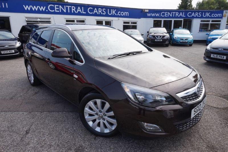 2012 Vauxhall Astra 1.6 SRI CDTI 5dr image 1