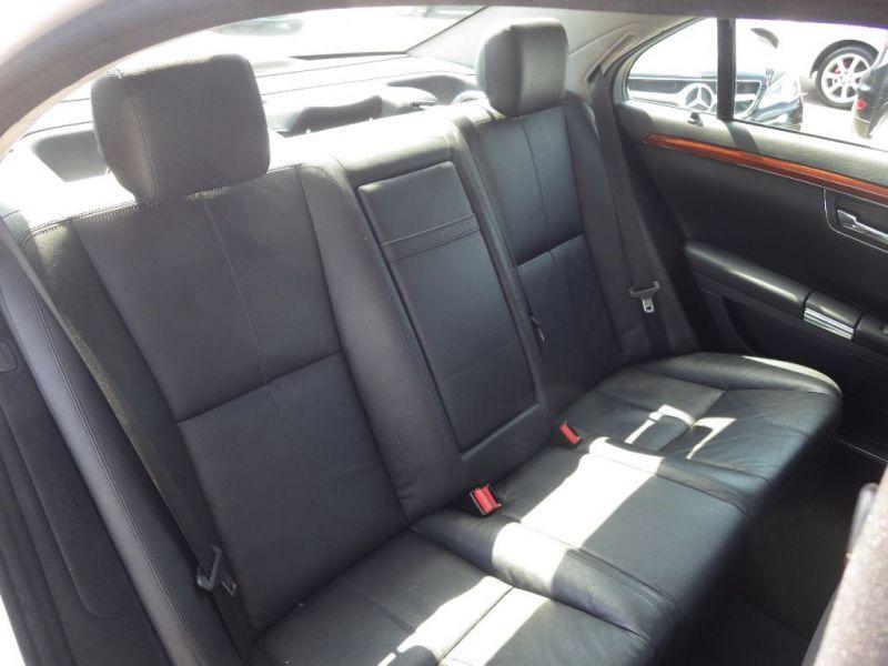 2008 Mercedes S320 3.0 CDI 4dr image 7