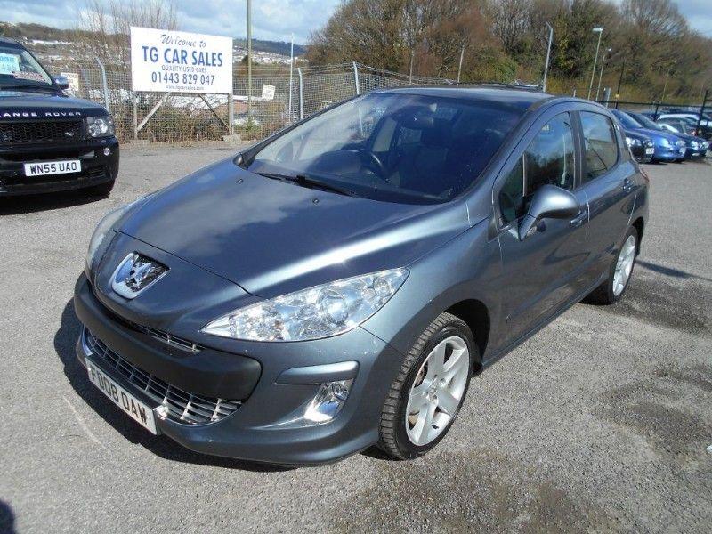 2008 Peugeot 308 1.6 SE 120 image 2