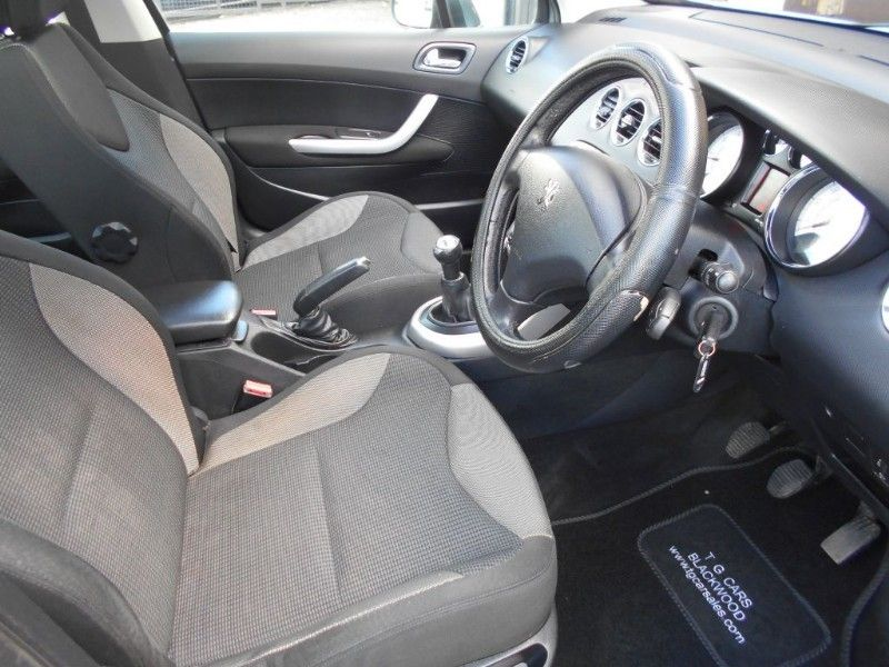 2008 Peugeot 308 1.6 SE 120 image 6