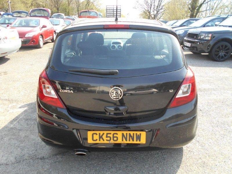 2006 Vauxhall Corsa 1.2 SXI 16V image 4
