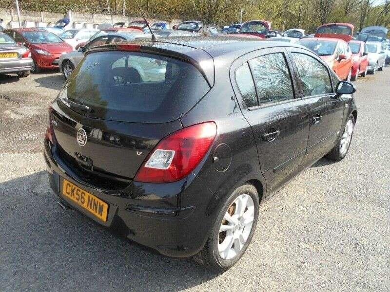 2006 Vauxhall Corsa 1.2 SXI 16V image 5