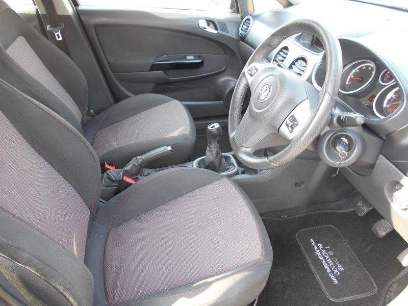 2006 Vauxhall Corsa 1.2 SXI 16V image 6
