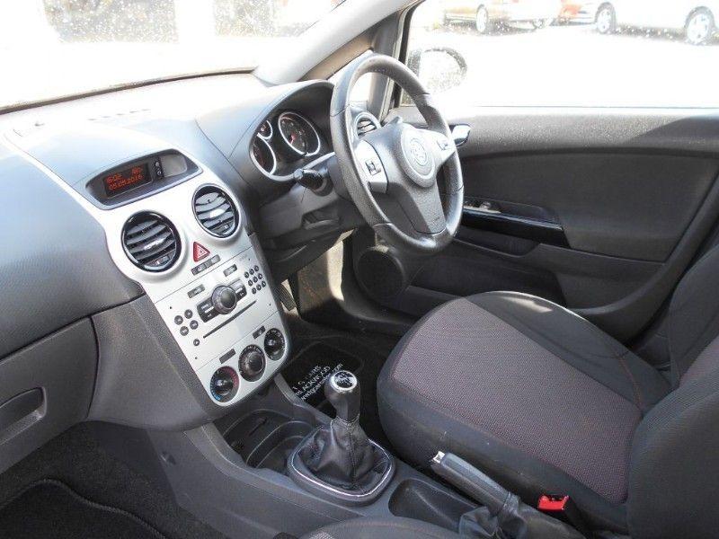 2006 Vauxhall Corsa 1.2 SXI 16V image 7