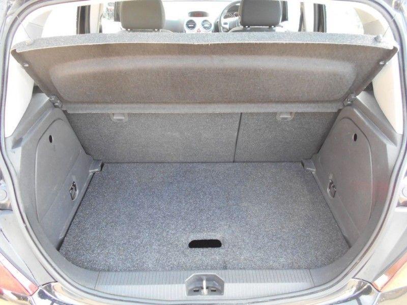 2006 Vauxhall Corsa 1.2 SXI 16V image 9
