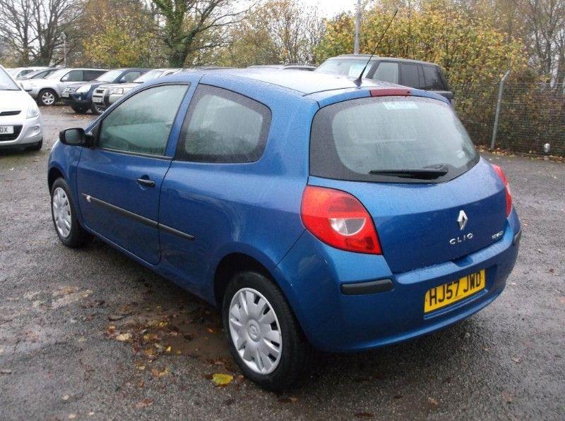 2007 Renault Clio 16V 1.2 Turbo image 3